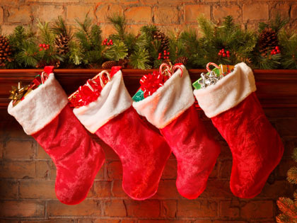 Try This: Christmas Stockings for the Needy ...
