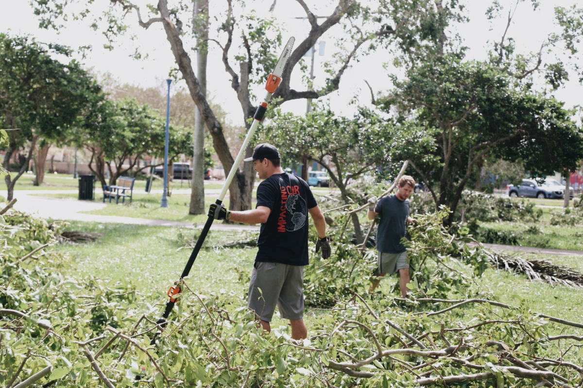 After Hurricane Irma: \'The Church Is Being the Church ...